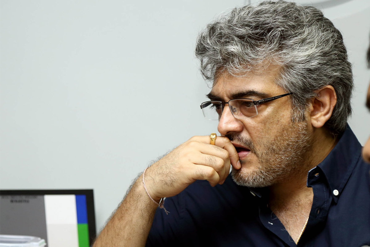 Ajith Kumar to star in 'Valimai', confirms producer Boney Kapoor
