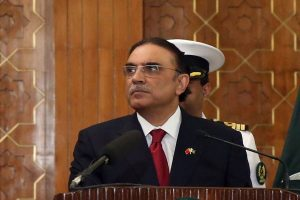 Ex-Pakistan President Asif Ali Zardari released from custody a day after bail approval
