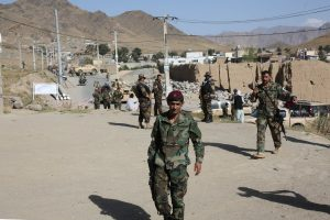 7 soldiers killed in military camp attack in Afghanistan, many injured