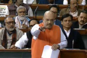 Amit Shah tables Citizenship Amendment Bill in LS amid oppn uproar, says it's not against minorities