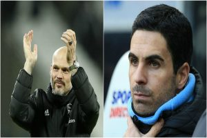Mikel Arteta and I can get this club back to where it belongs: Freddie Ljungberg