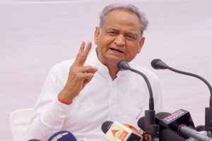 'British informers' questioning Congress' legacy: Ashok Gehlot on BJP