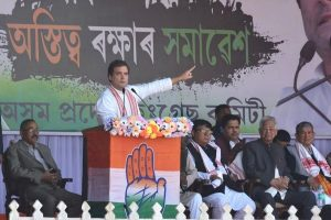 'Won't allow BJP-RSS to attack culture, identity of Assam, Northeast': Rahul Gandhi