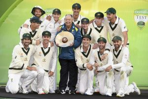 Nathan Lyon takes five as Australia thrash Pakistan with day to spare