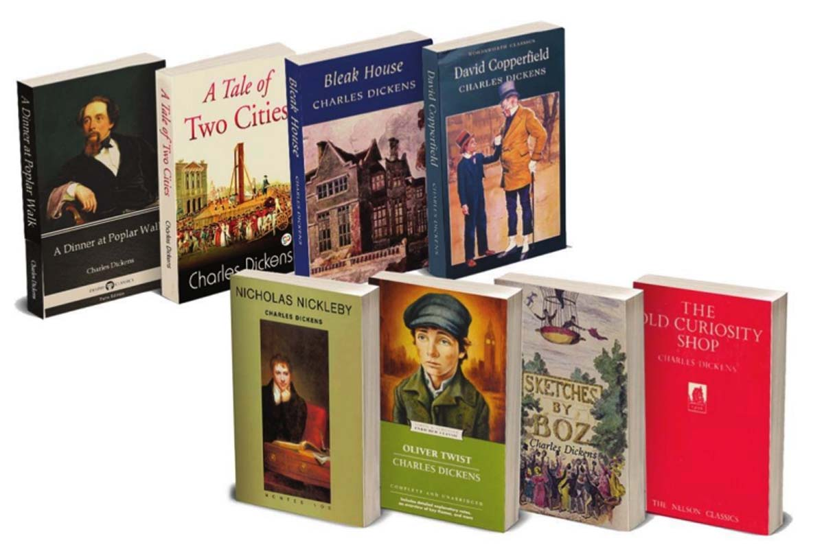 Charles Dickens, Landport, Portsmouth, education