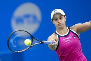 Ash Barty is Australia's first women's ITF world champion