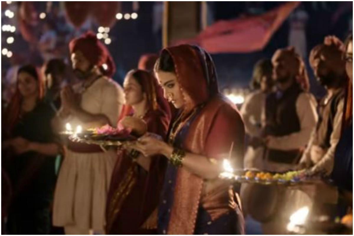 Watch   Tanhaji song 'Maay Bhavani' out