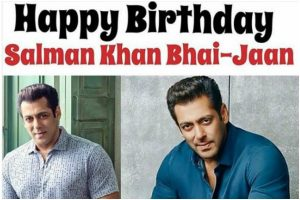 Happy Birthday Salman Khan: B-town pour B'day wishes as Chulbul Pandey turns 54