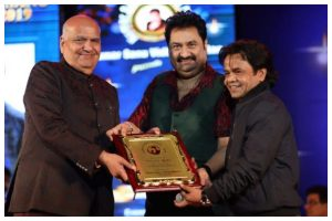 2nd Kumar Sanu Awards ends on a good note