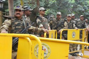 7,000 security personnel deployed in Bengaluru on New Year's Eve