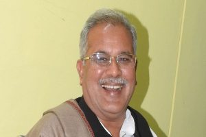 'Will be the first person to not sign NRC': C'garh CM Bhupesh Baghel