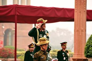 General Bipin Rawat retires as Army chief, takes over as India's first Chief of Defence Staff