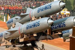 India successfully test-fires BrahMos missile
