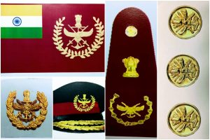 Chief of Defence Staff uniform will have all components of three services' uniforms