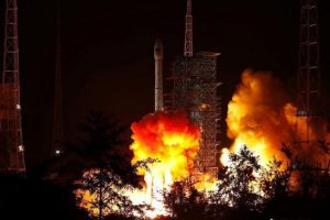 China to launch Beidou-3 satellites in 2020