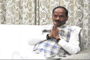 'BJP will form govt again,' says Jharkhand CM even as leads show BJP trail