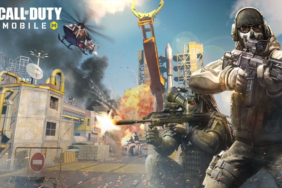 'Call of Duty Mobile' has been downloaded 172 million times for free in 2 months