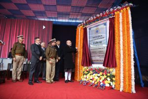 Amit Shah lays down foundation stone of new CRPF headquarters, says 100 days leave soon for its personnel