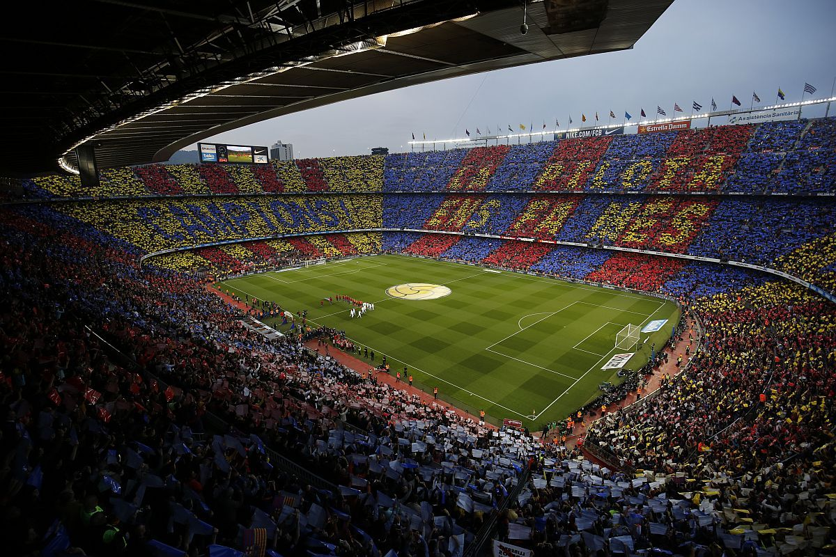 FC Barcelona, Real Madrid, Manchester United