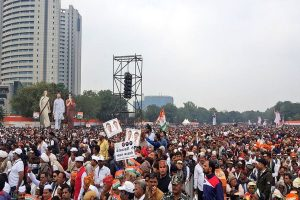 Congress' 'Bharat Bachao' rally to attack BJP govt in Delhi, other parts of world today