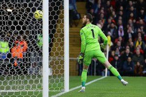 Is David de Gea the worst goalkeeper in English Premier League?