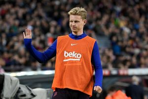 Juventus enquired about Barcelona's Frenkie de Jong: Report