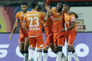 ISL: Injury-time goal sees FC Goa rescue a point in Kerala