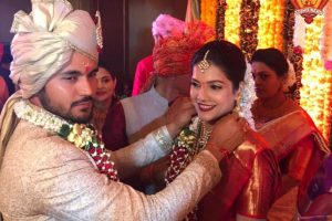 Cricket fraternity wishes Manish Pandey as the player ties knot with Tamil actress Ashrita Shetty