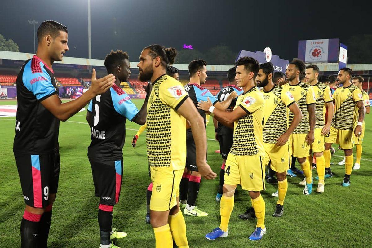ISL, Odisha FC, Hyderabad FC,