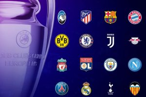 COVID-19: Champions League semifinal, final can be played over four-day period