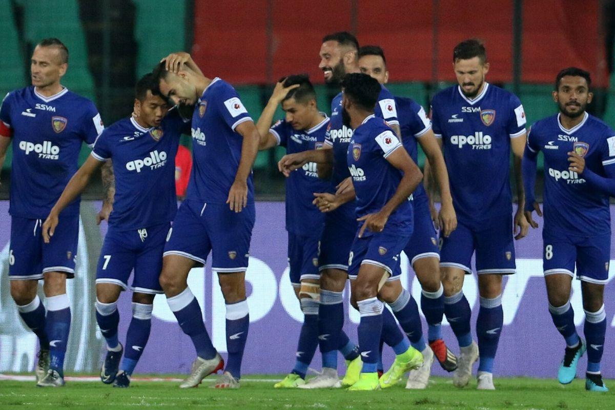 ISL, Chennaiyin FC, Hyderabad FC,
