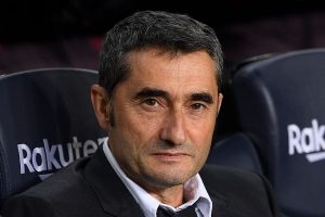 Barcelona sack Ernesto Valverde, rope in Quique Setien as club manager