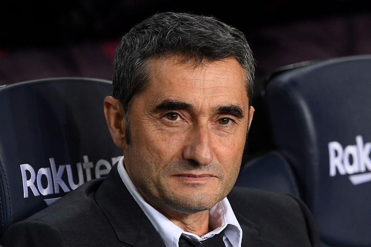 Barcelona, Ernesto Valverde, Quique Setien,