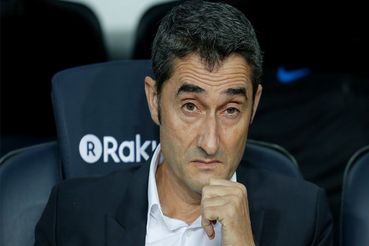 Valverde rejects suggestions he spared players ahead of El Clasico