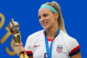 Julie Ertz bags US Football Female Player of the Year award