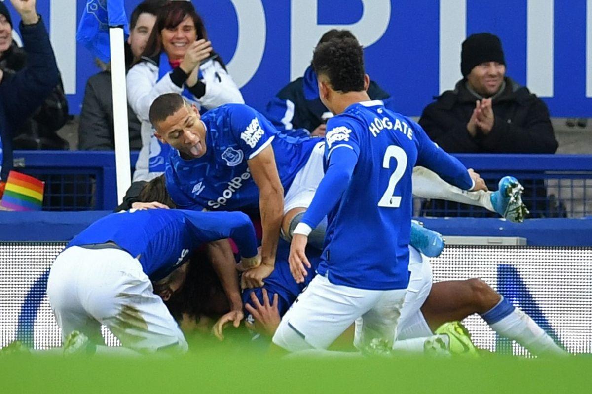Everton, Manchester United, Premier League, English Premier League