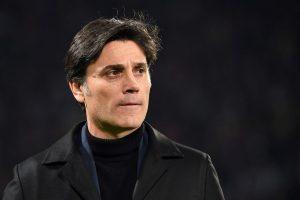 Fiorentina sack manager Vincenzo Montella