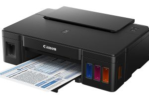 Canon's Pixma G1200 is today's super tank printer. Here's the details