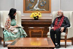 IMF chief economist Gita Gopinath calls on PM Modi, lists key factors for slowdown