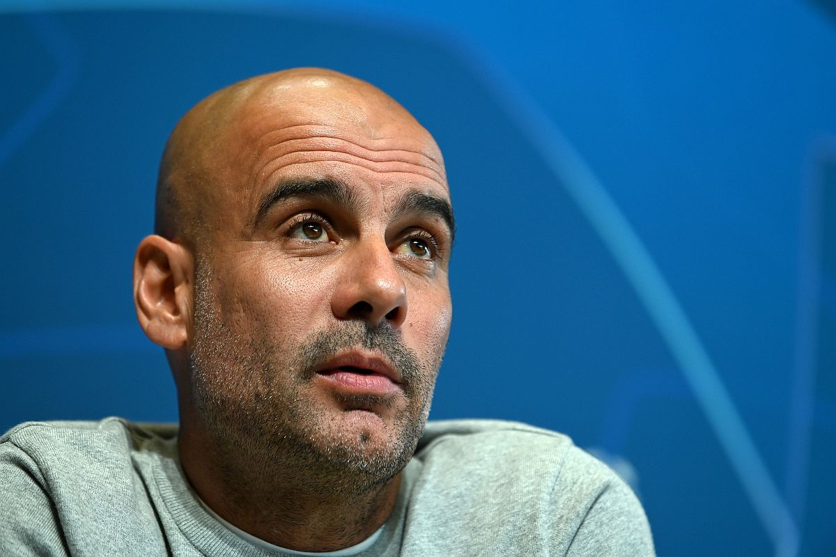 Pep Guardiola, Manchester City vs Manchester United, Manchester Derby 2019, Manchester City vs Manchester United Premier League, English Premier League 2019-20, Guardiola vs Manchester United, City vs United Premier League, Manchester Derby, Guardiola press conference