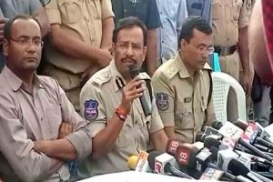 'Law has done its duty,' says police on Hyderabad encounter, claims accused fired on cops
