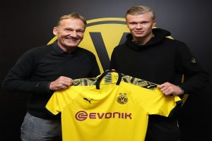 Felt me and Dortmund was a good match: Erling Braut Haaland reveals reason for not joining Manchester United