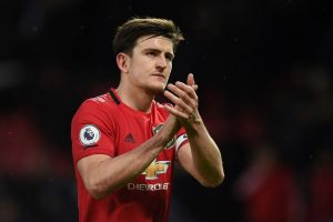 COVID-19: Harry Maguire offers food packages for elderly in hometown