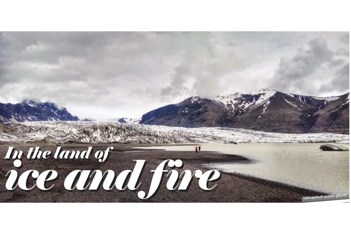 In the land of ice and fire