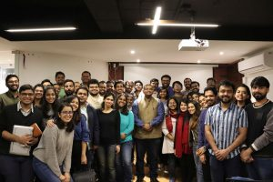 ISPP organises lecture series on 'Practitioner's approach to Public Policy'