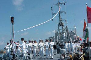 Indian Navy bans smartphones, social media on bases, ships