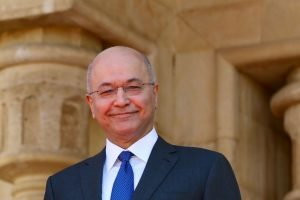 Iraq Prez Barham Salih ready to quit after rejecting PM candidate