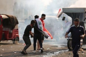 485 killed in Iraq protests since October