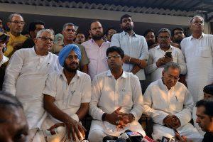 Rift within BJP's Haryana ally; JJP vice president quits over 'secret alliance talks in mall'