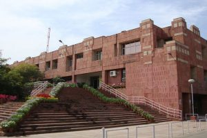 JNU Students' Union meet HRD ministry officials